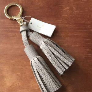 kate spade Accessories - Kate Spade Purse Tassel Key chain